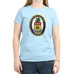 USS McCANDLESS Women's Light T-Shirt