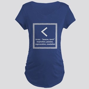 Kenaz Dark Maternity T-Shirt