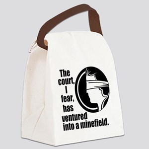 Ginsburg Dissent Canvas Lunch Bag