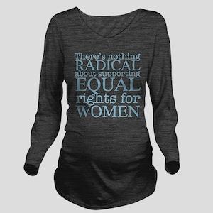 Radical Women Long Sleeve Maternity T-Shirt