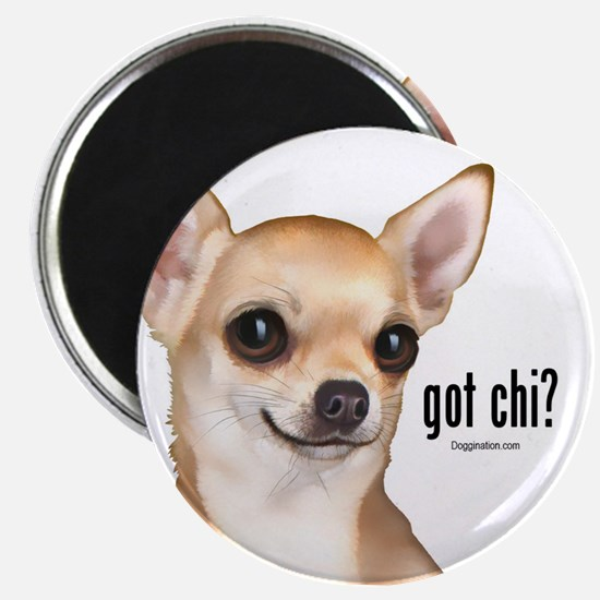 Got Chi? (fawn) Magnet