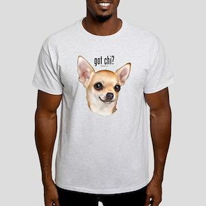 Got Chi? (fawn) Light T-Shirt