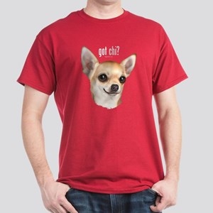 Got Chi? (fawn) Dark T-Shirt