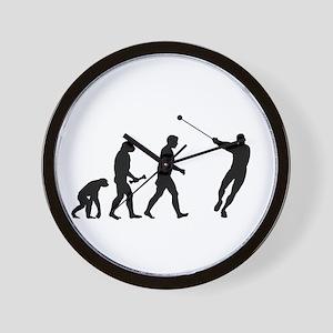 Hammer Evolution Wall Clock