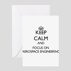 Keep calm and focus on Aerospace Engineering Greet