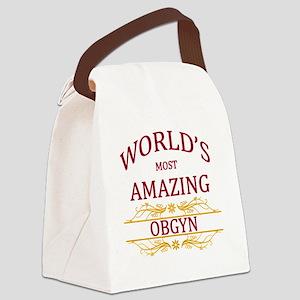 OBGYN Canvas Lunch Bag