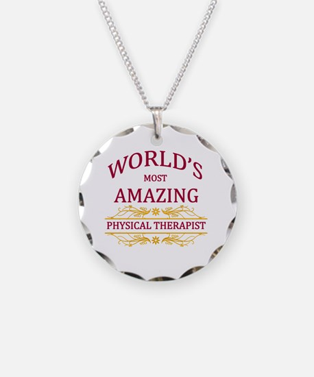 Physical Therapist Necklace