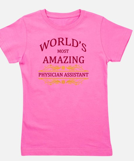 Physician Assistant Girl's Tee