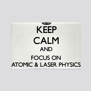 Keep calm and focus on Atomic & Laser Physics Magn