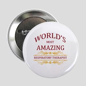 "Respiratory Therapist 2.25"" Button"