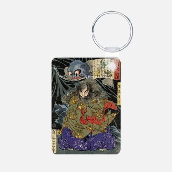 Yoshitoshi #7 Keychains