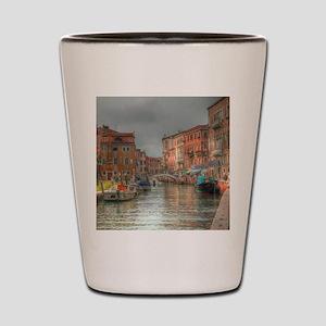City Canal 2 Shot Glass