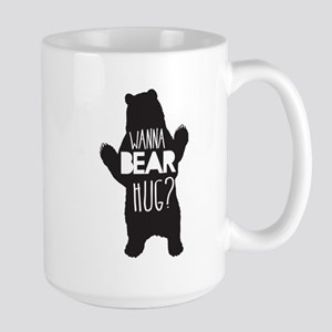 Wanna Bear Hug Mugs