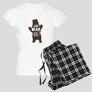 Wanna Bear Hug? Pajamas
