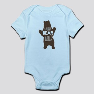 Wanna Bear Hug? Body Suit