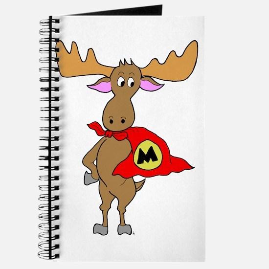 Superhero Moose Journal