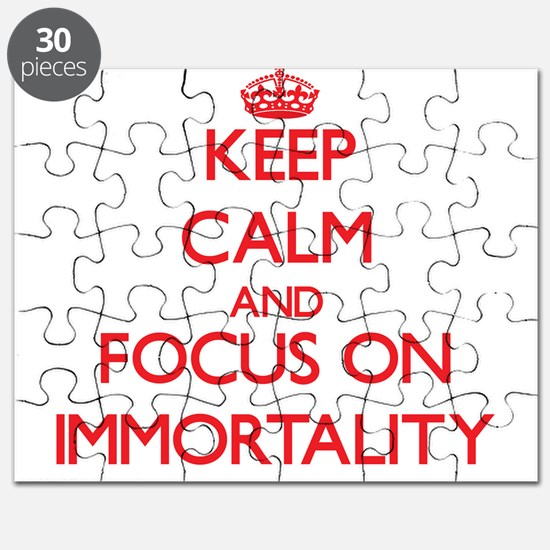 Funny Immortality Puzzle