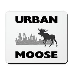 Urban Moose Mousepad