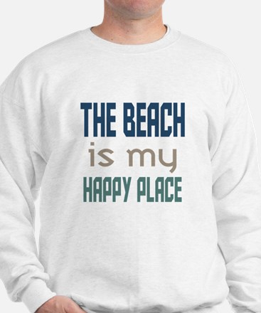 Unique Beach Sweatshirt