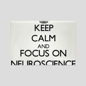 Keep calm and focus on Neuroscience Magnets
