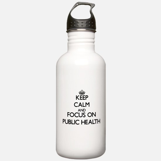 Funny Subjects Water Bottle