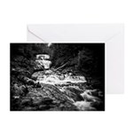 Waterfall (pk Of 10) Greeting Cards
