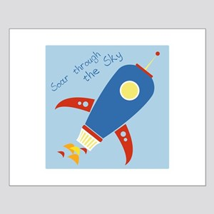 Soar Through The Sky Posters