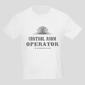 Control Room Op.  Kids Light T-Shirt