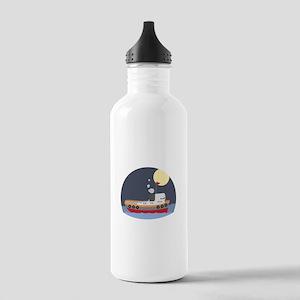 Tug Boat Water Bottle