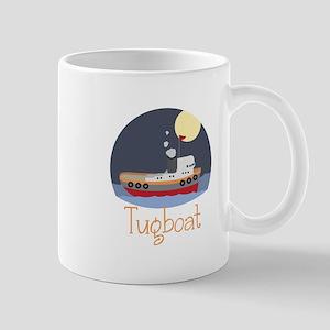 Tugboat Mugs