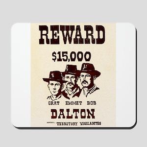 The Dalton Gang Mousepad