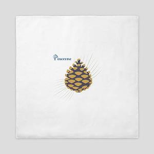 Pinecone Queen Duvet