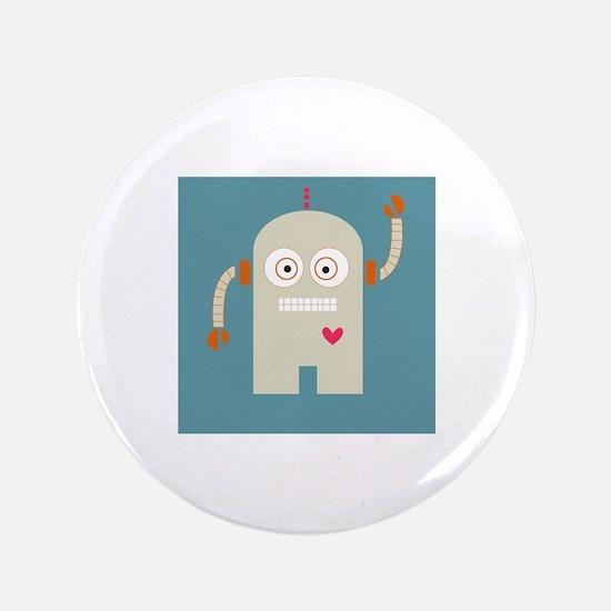 """Robot 3.5"""" Button"""