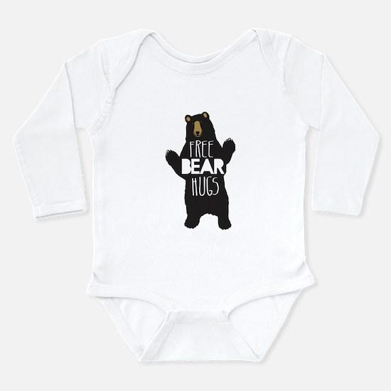 FREE BEAR HUGS Body Suit