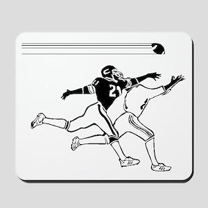 Football Pass Mousepad