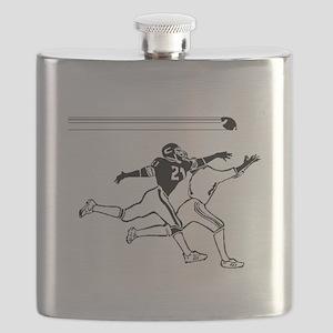 Football Pass Flask