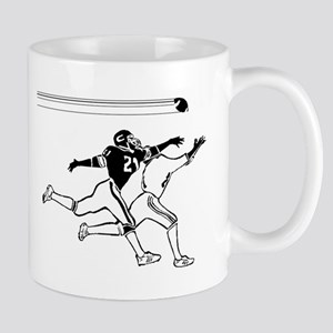 Football Pass Mugs