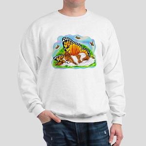 Papillon Mystical Monarch Sweatshirt