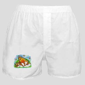 Papillon Mystical Monarch Boxer Shorts