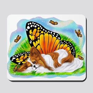 Papillon Mystical Monarch Mousepad