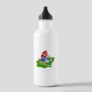 Touchdown Water Bottle