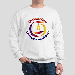 UU Rainbow Chalice Sweatshirt