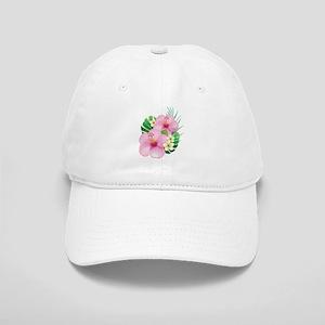 affb152c019 Hibiscus Flowers Hats - CafePress