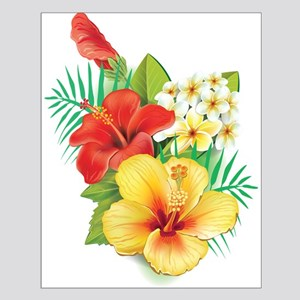 Tropical Hibiscus Posters