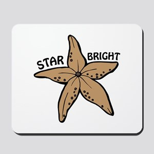 Star Bright Mousepad