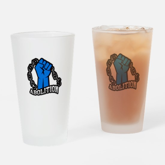 Abolition WoW Drinking Glass
