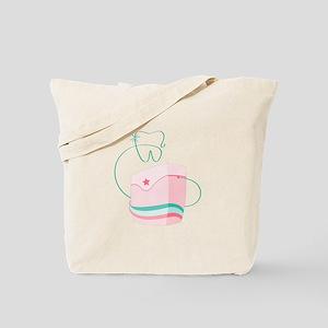 Dental Floss Tote Bag