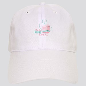 Floss be with You Baseball Cap