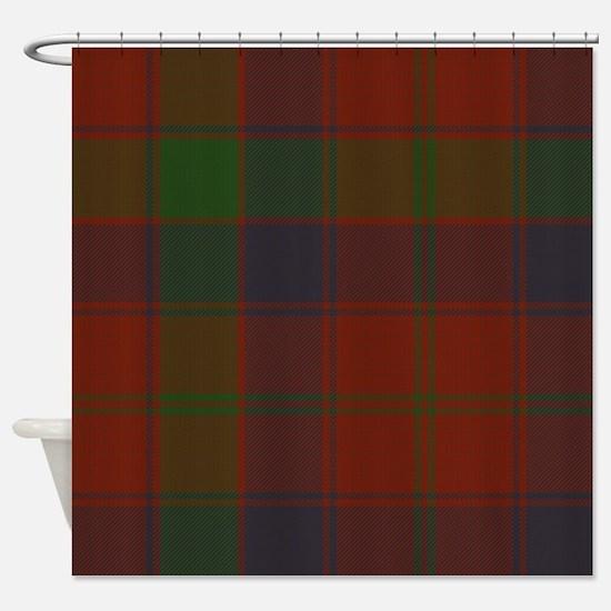 Robertson Tartan Shower Curtain