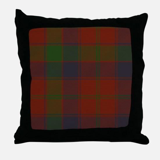 Robertson Tartan Throw Pillow
